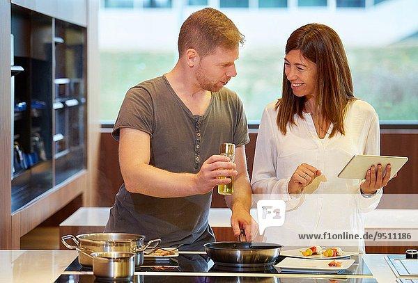 kochen sehen Gesundheit Küche Wachstum essen essend isst Kochrezept Rezept