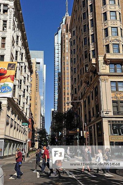 Straße Walnuss Philadelphia