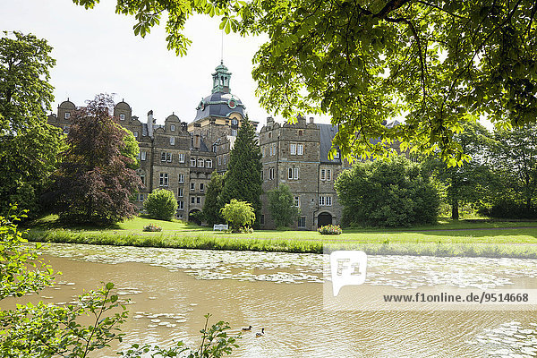 Bückeburg castle  Bückeburg  Lower Saxony  Germany  Europe