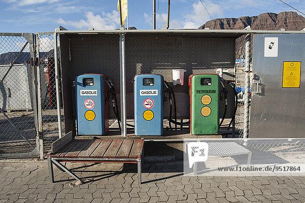 Tankstelle  Qeqertarsuaq  Grönland