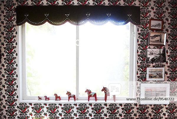 Dalapferd Fensterbank