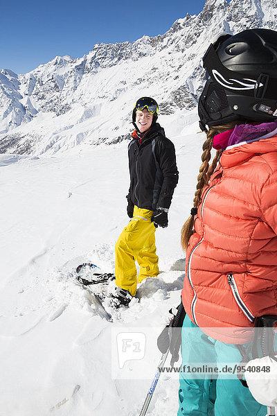 sehen Ski