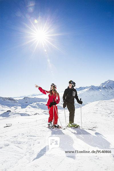 Skisport jung