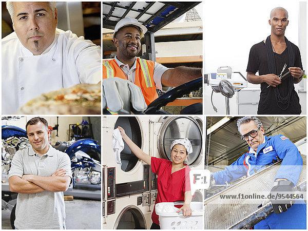 Mensch Menschen Beruf Vielfalt Weg