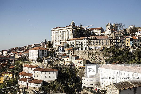 Portugal  Porto  Old town