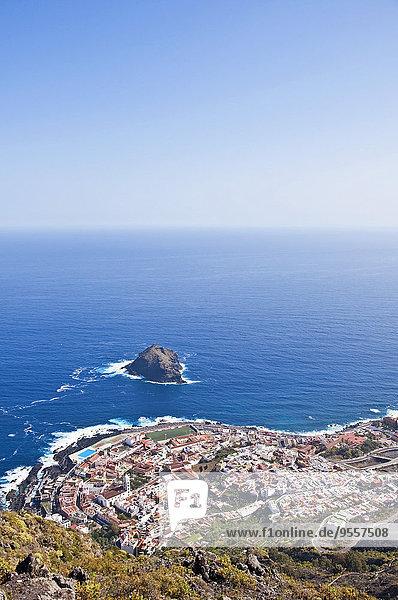 Spanien,  Kanarische Inseln,  Teneriffa,  Garachico