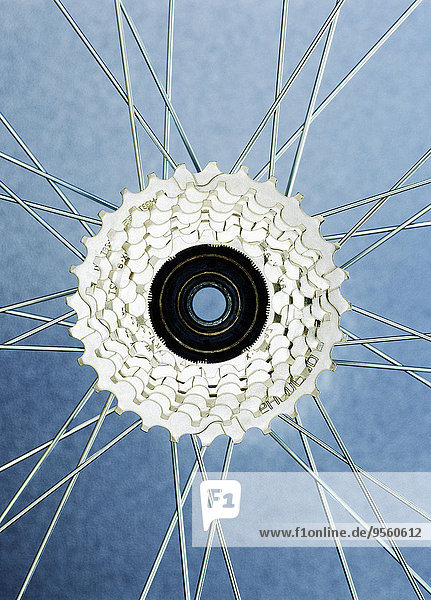 Close-up Fahrrad Rad Rad