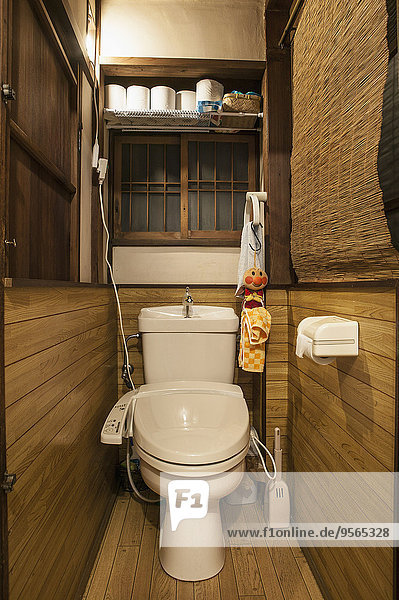 Toilettenschüssel reinigen