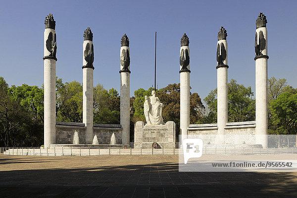 Monumento a Los Ninos Helden  Chapultepec Park  Mexiko-Stadt