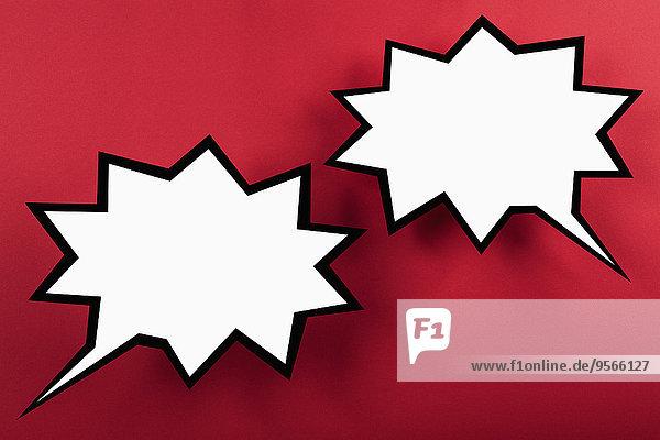 Rede,Reden,Blase,Blasen,Hintergrund,rot,explodieren,unbeschrieben