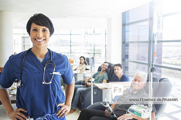 Patientin,Portrait,empfangen,Arzt,Gesundheitspflege,Hintergrund