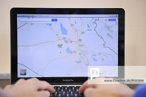 Internet Bewerbung Syrien