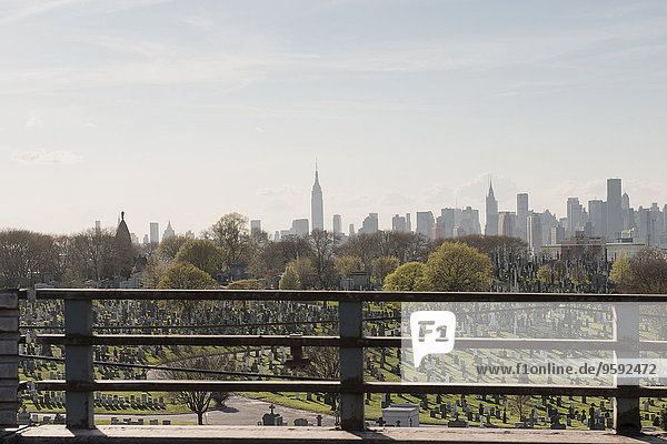 Friedhof  Brooklyn  New York  USA