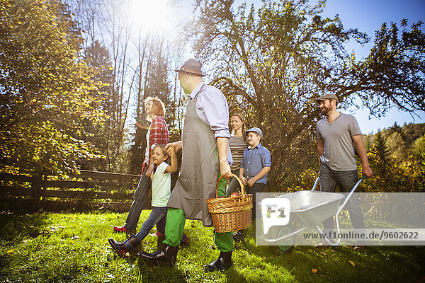 Gartenbau Generation Vielfalt