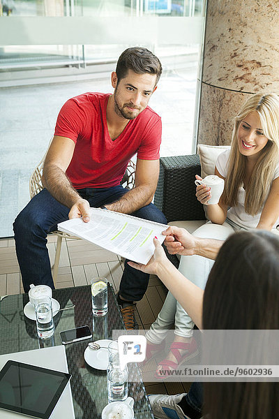 Diskussion Cafe Student 3 Universität