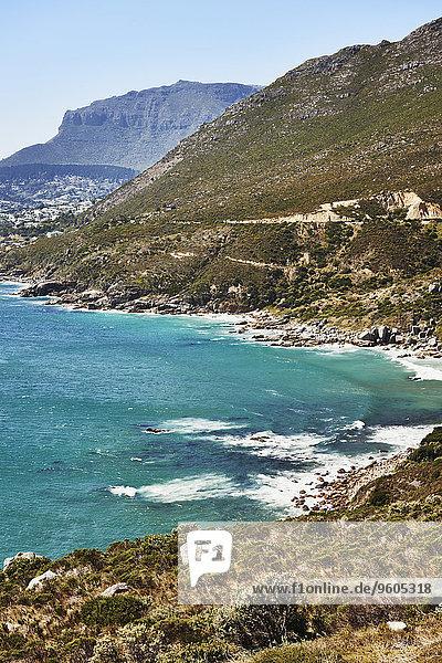 Südliches Afrika Südafrika Küste Western Cape Westkap