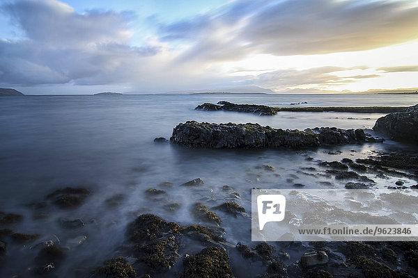 Großbritannien  Schottland  Isle of Skye  Küste
