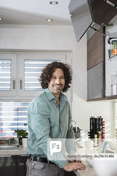 Man preparing food in the kitchen Man preparing food in the kitchen