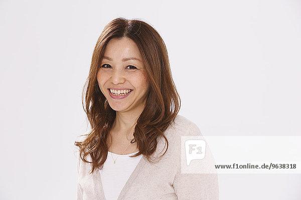 Portrait Frau japanisch