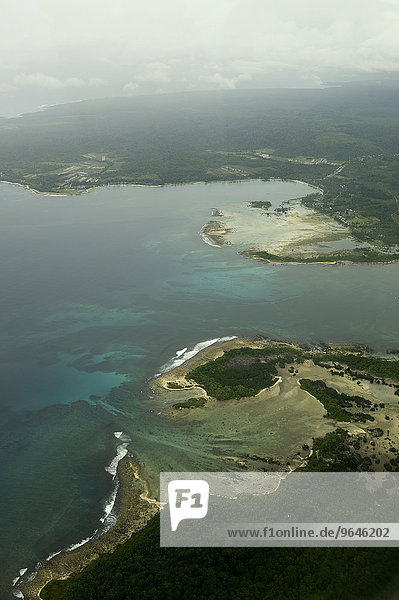 Island in the Indian Ocean  Simeulue  Indonesia  Asia