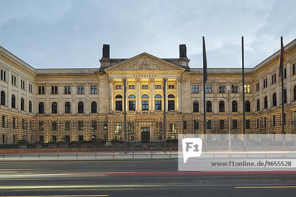 Deutscher Bundesrat  Preußisches Herrenhaus  Leipziger Straße  Berlin  Deutschland  Europa