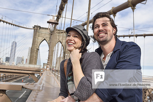Fröhlichkeit Brücke