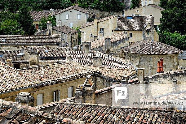 Frankreich schreiben UNESCO-Welterbe Gironde