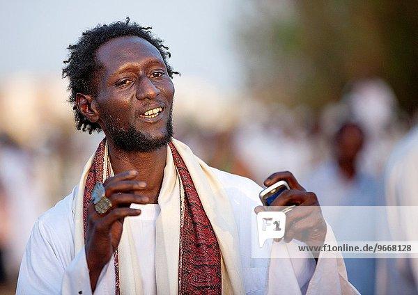 Khartoum Hauptstadt Derwisch Sudan Grabmal