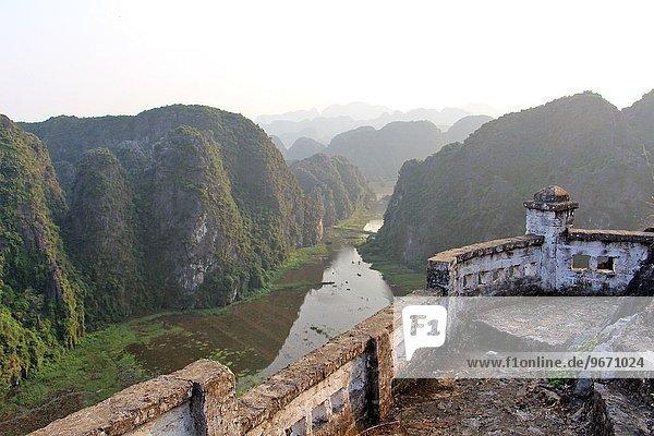 hängen Aussichtspunkt Vietnam