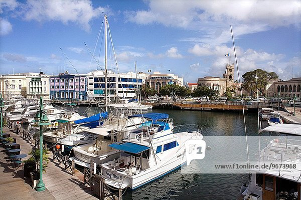 Bridgetown Hauptstadt Barbados