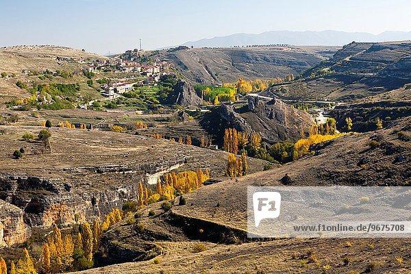 Europa Leon Segovia Spanien