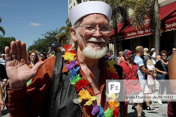 Stolz See Reichtum Florida Parade