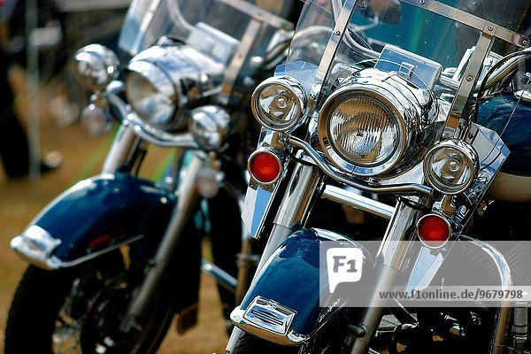 Vereinigte Staaten von Amerika USA Detail Details Ausschnitt Ausschnitte Motorrad Kalifornien