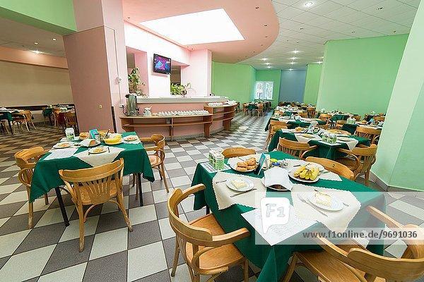 Innenarchitektur Restaurant modern Russland