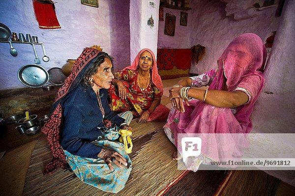 Indien Jaisalmer Rajasthan