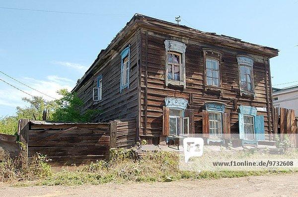 Geschichte Sibirien Innenstadt