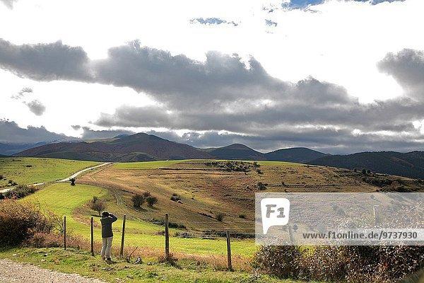 Berg Landschaft Spanien
