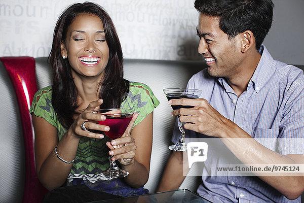 Cocktail Nachtklub trinken