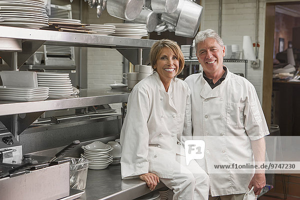 Europäer Küche Koch