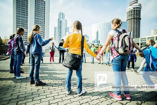 Europäer Großstadt Quadrat Quadrate quadratisch quadratisches quadratischer spielen