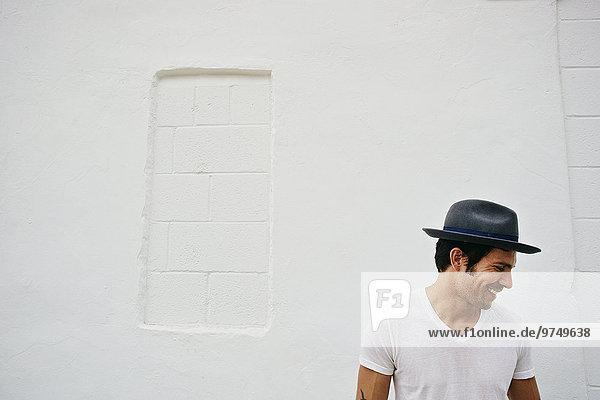 Außenaufnahme Mann Hut mischen Kleidung Mixed freie Natur Außenaufnahme,Mann,Hut,mischen,Kleidung,Mixed,freie Natur