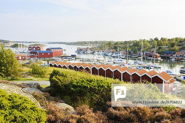 Fischereihafen Fischerhafen Ansicht