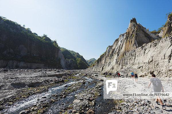 Philippinen Südostasien Asien Luzon trekking