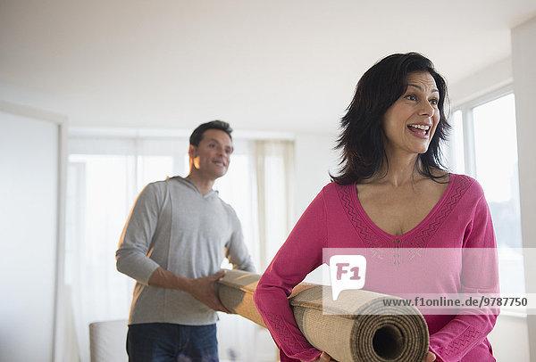 tragen Zimmer Teppichboden Teppich Teppiche Wohnzimmer