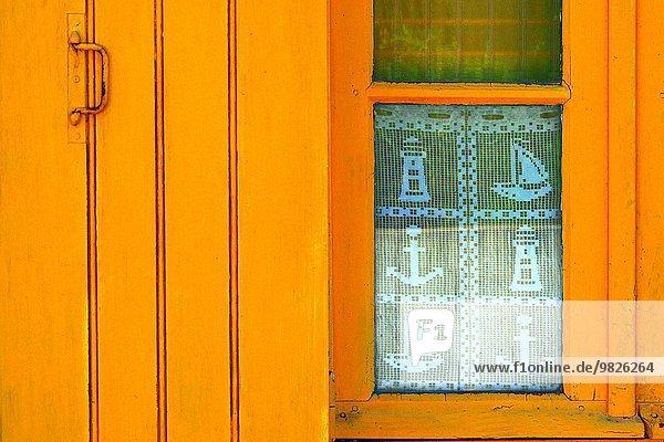 Frankreich Wohnhaus Arcachon Aquitanien Fischer Gironde