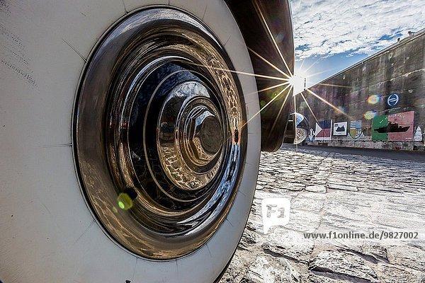 zeigen Auto Großstadt Hauptstadt Bentley Klassisches Konzert Klassik Funchal Madeira Portugal Show