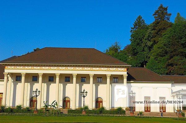 Europa Berg Wald schwarz Casino Deutschland Baden-Württemberg
