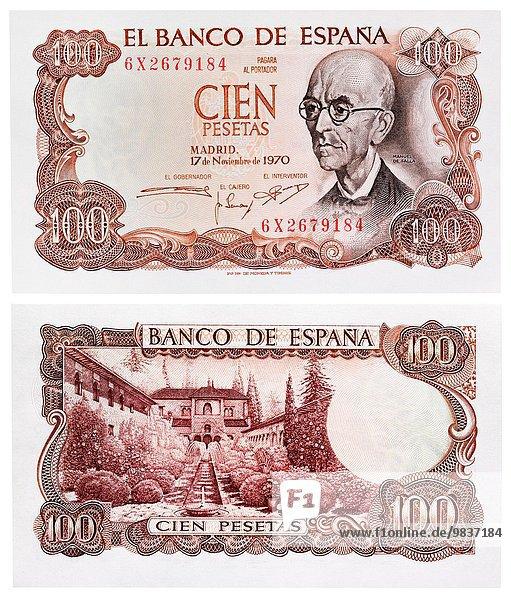 Komponist Spanien