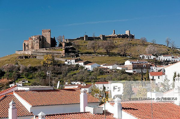 Panorama Europa Provinz Huelva Spanien