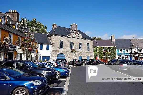 Wohnhaus Irland Markt Achteck Westport